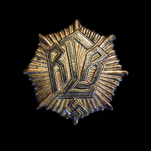RLB cap badge