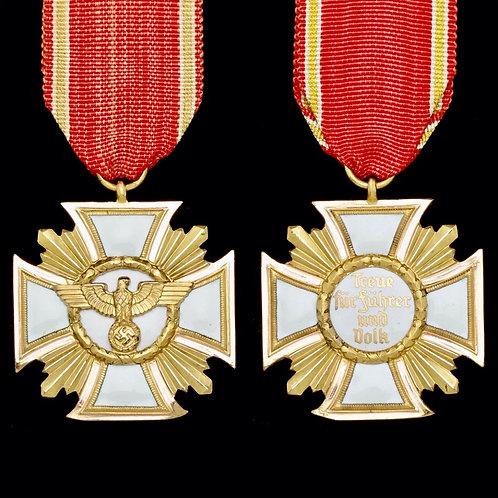 NSDAP 25 year award