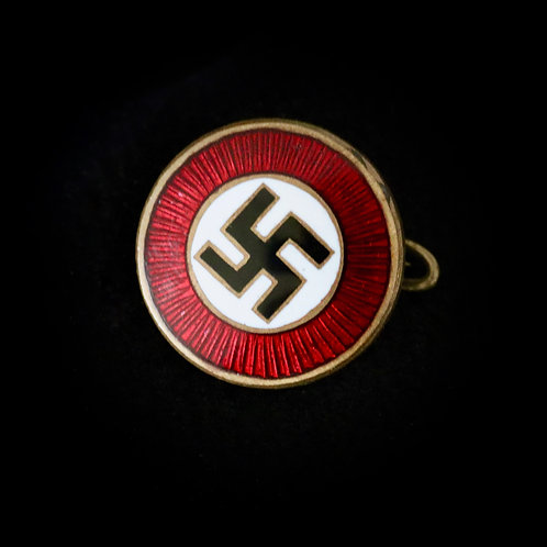 16mm NSDAP pin