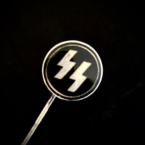 SS  lapel pin13mm