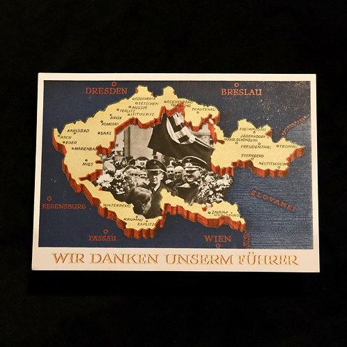 Führer post card