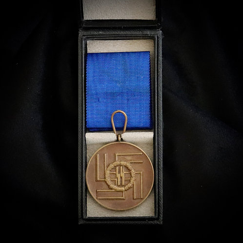 SS 8 year medal
