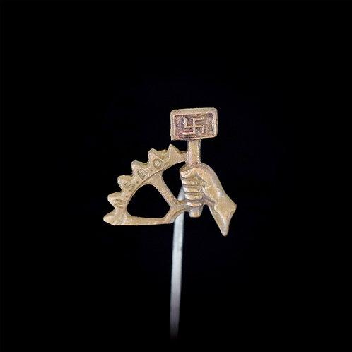 NSBO lapel pin