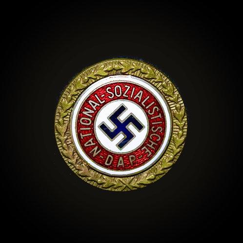 Golden NSDAP Badge