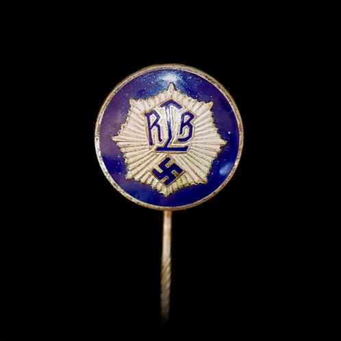 RLB lapel pin