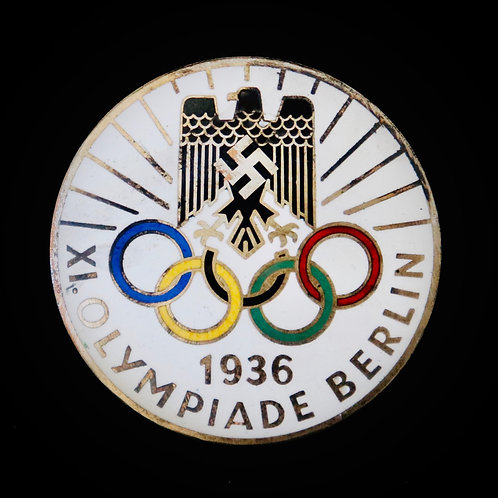 Olympic officials badge