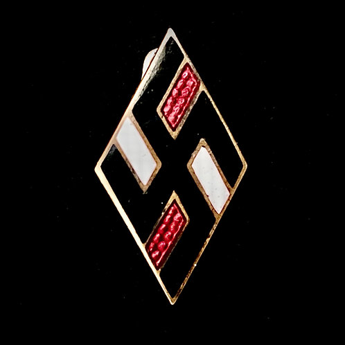 NSDStB badge - rare maker