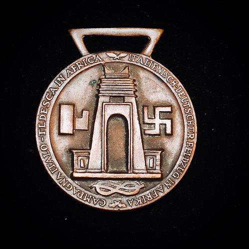 Italo - German Medal