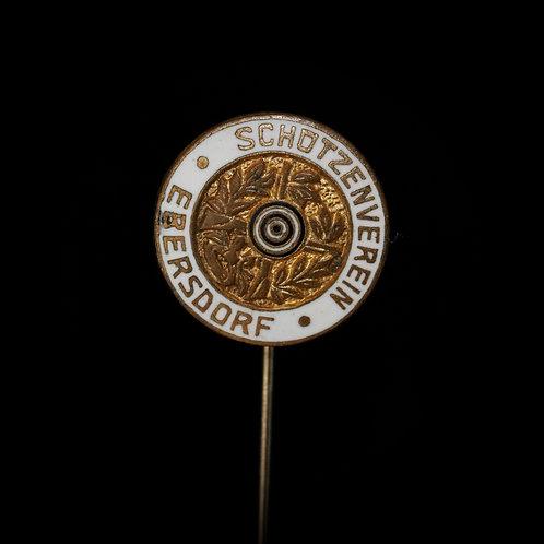 Schützverein pin