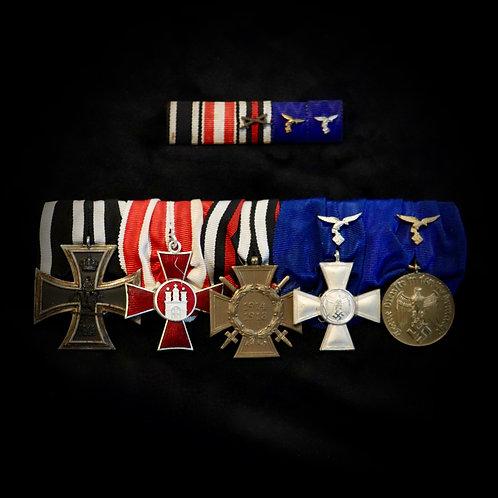 Luftwaffe Medal Bar