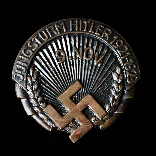 Jungsturm Hitler badge 1923