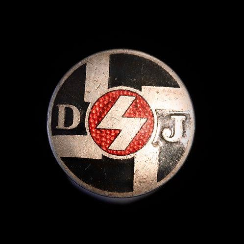 DJ member badge