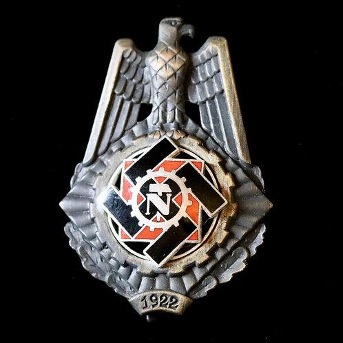 Honour Badge of the TENO