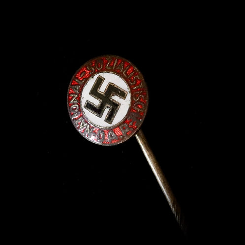 Early NSDAP 12mm pin