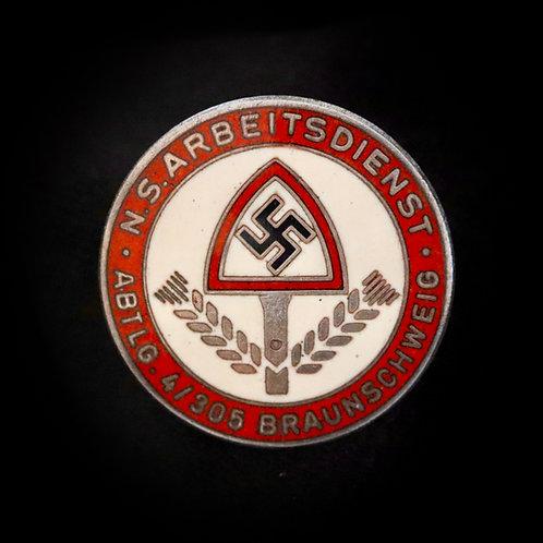 Regional NSAD badge