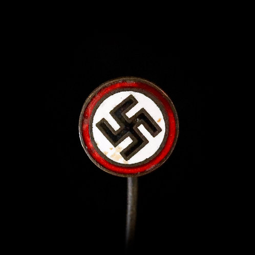 NSDAP 10mm pin