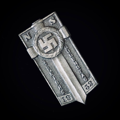 Hitler Youth 1932 rally badge
