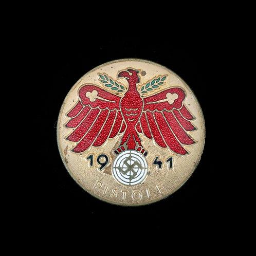 Austrian pistol medal 1941