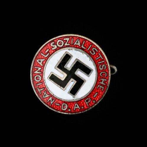 18mm NSDAP badge