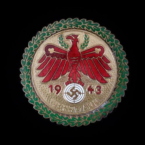 Gaumeister Wehrmann 1943