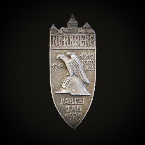 Nürnberg 1929 badge