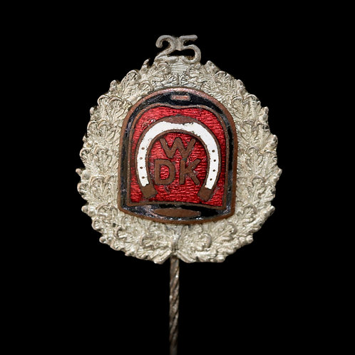 3rd Cavalry pin