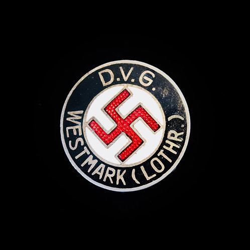DVG membership badge
