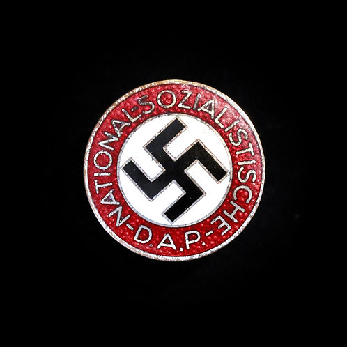 23mm NSDAP buttonhole