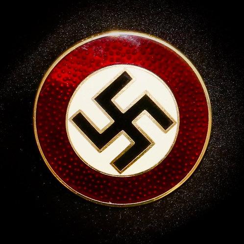 Hitler presentation badge