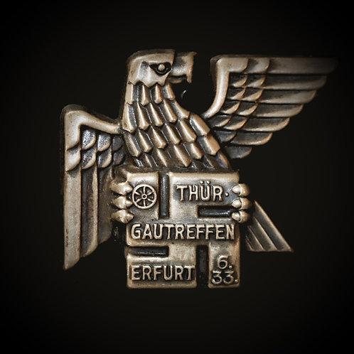 Gau Thuringia badge