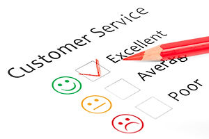 Exceptional customer service and client driven approach for our services in asbestos analysis.