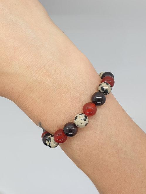Lower Chakras Bracelet