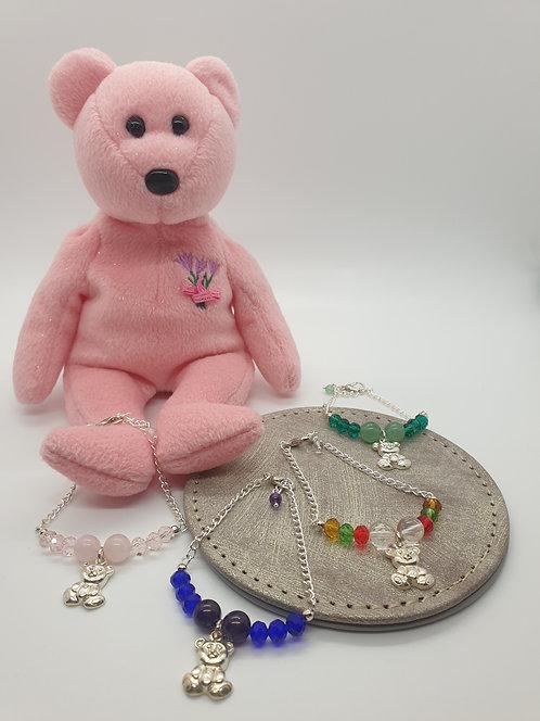 Children's Silver Plated Bracelets