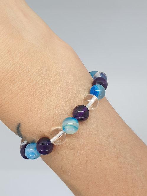 Higher Chakras Bracelet
