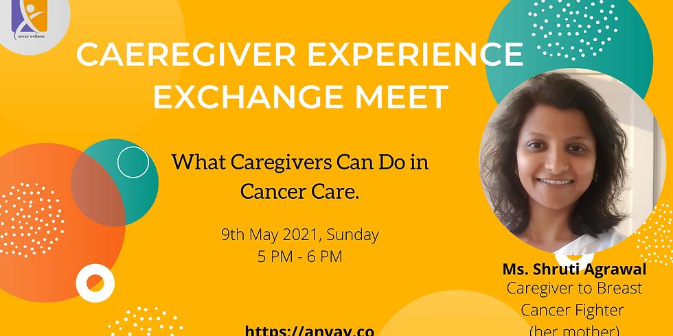 Caregiver Experience Exchange Meet