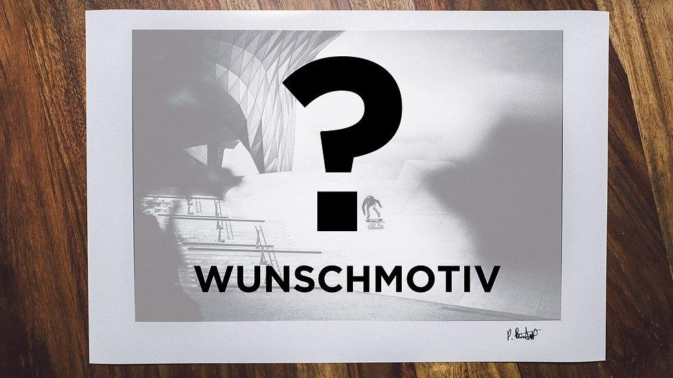 Photoprint, Wunschmotiv-Motiv, 30cm x 20cm