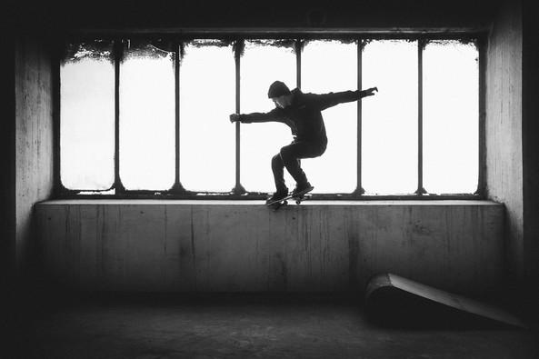 Zementwerk x Skateboarding
