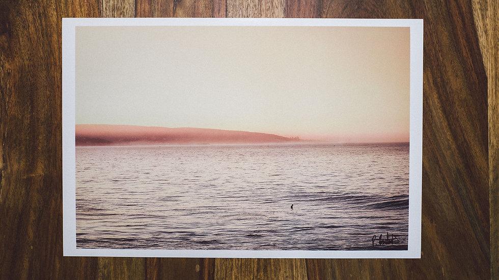 "Photoprint, Motiv ""First x Morocco"", 45cm x 30cm"