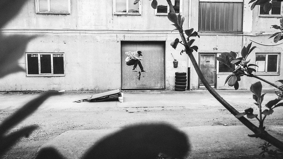 """Photoprint, Motiv """"DIY Skate x 360flip"""", 40cm x 30cm"""