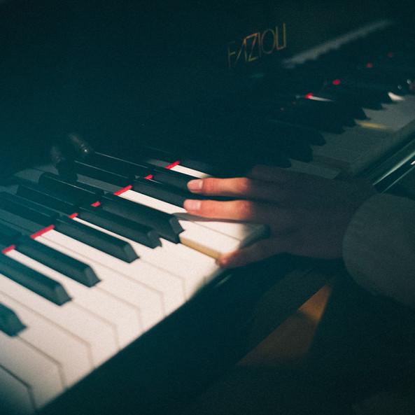 Der Musiker Lias