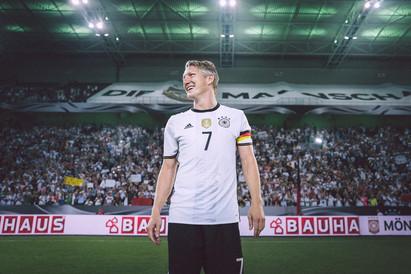 DFB x Basti Schweinsteiger