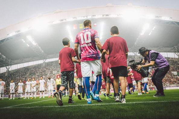 Lukas Podolski x Kobe