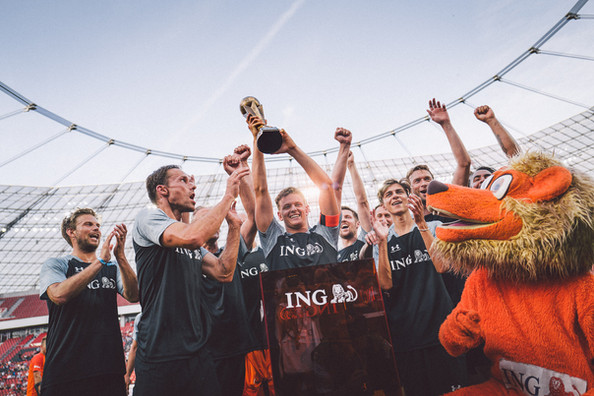 Champions for Charity x ING