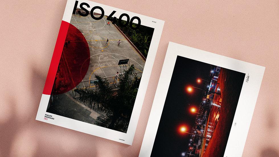ISO 400 no.002 Magazin - Kolumbien & Print #1