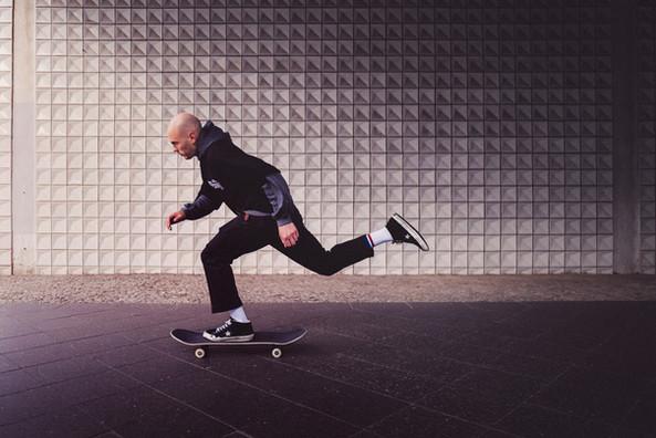 Tobi Trautmann x Skate