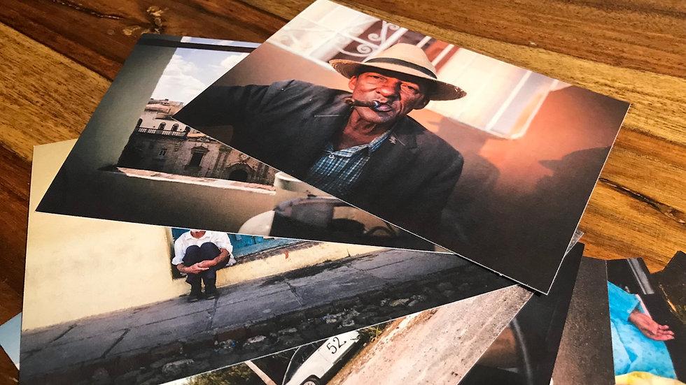 "Postkarten Set ""Kuba"" - 10 St."