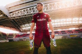 Lukas Podolski x Japan