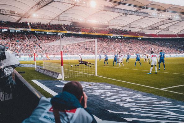 VfB Stuttgart x Erzgebirge Aue