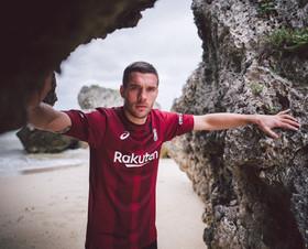 Lukas Podolski x Vissel Kobe