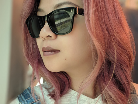 How To Get Back Your Rose Gold Hair Using Ion Color Brilliance Semi Permanent Dye